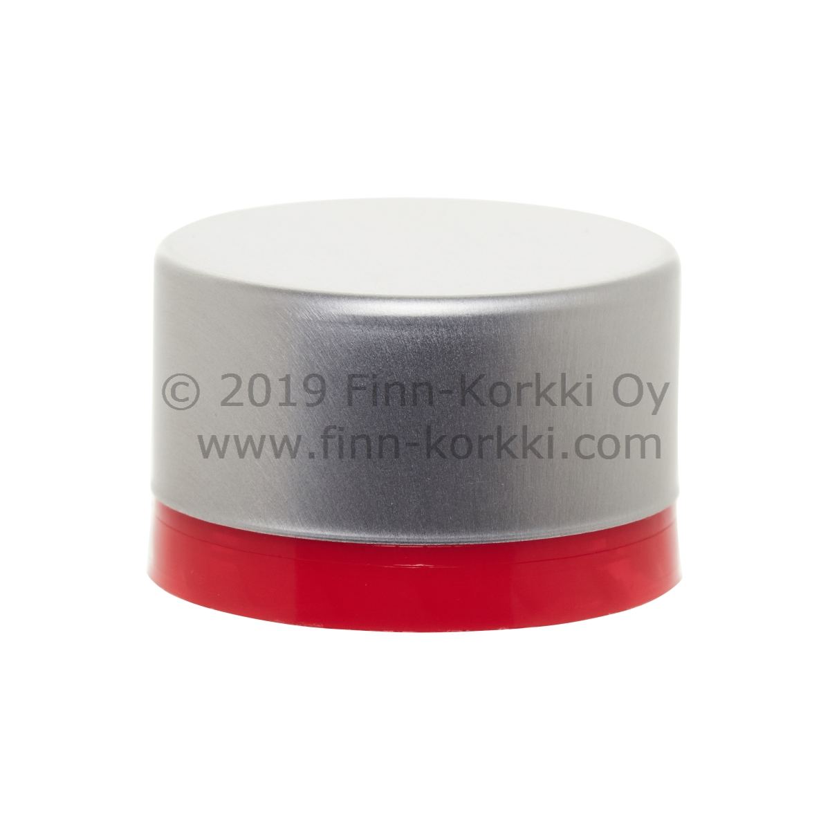 Finn-Korkki luxury aluminium bottle caps  Luxury aluminium